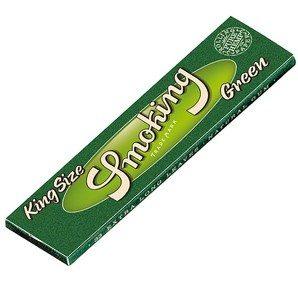 Green smoking cigaret papir, er lavet af hamp og er ingen tilsætningstoffer tilsat.