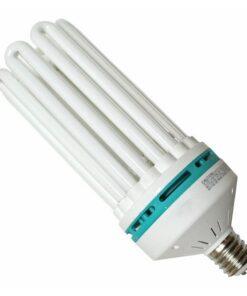200W CFL lavenergi pære er utrolig effektiv.
